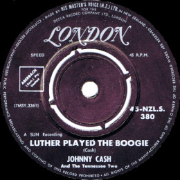 Luther Played the Boogie nz
