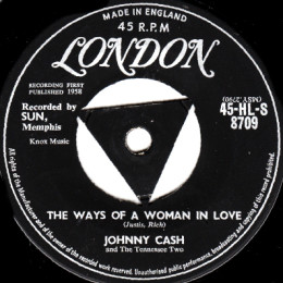 The Ways Of A Woman In Love (London HL S 8709)
