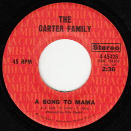 A Song To Mama (Columbia 4-45428)