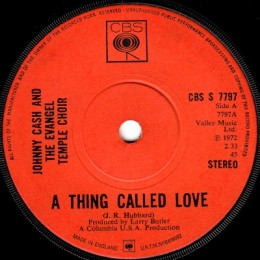 A Thing Called Love (CBS S 7797) - variant 2