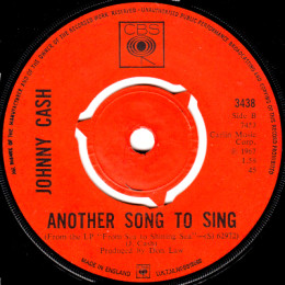 Another Song To Sing  (CBS 3438)