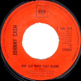 Any Old Wind That Blows (CBS 1115)