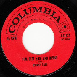 Five Feet High And Rising (Columbia 4-41427)