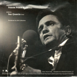 Folsom Prison Blue (Threads and Grooves) back
