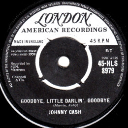 Goodbye Little Darling Goodbye (London HL S 8979)