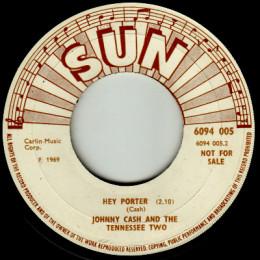 Hey Porter (Sun International 6094005) promo