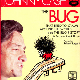 The Bug That Tried To Crawl Around The World (book)