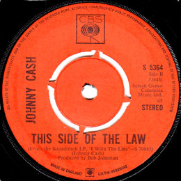 This Side Of The Law (CBS S 5364)