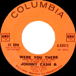 Were You There (Columbia 4-42615)