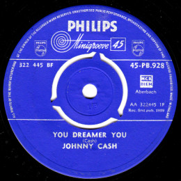 You Dreamer You (Philips PB 928)