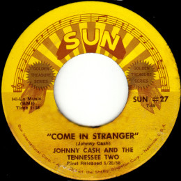 Come In Stranger (Sun International 27) variant 1
