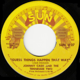 Guess Things Happen That Way .(Sun International 27) variant 1