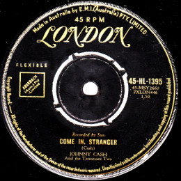 Come In Stranger (London HL 1395)