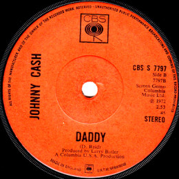 Daddy (CBS S 7797) - variant 2