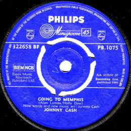 Going To Memphis (Philips PB 1075)