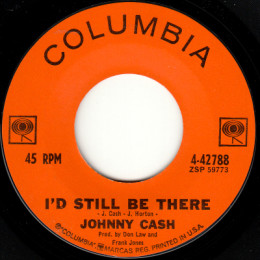 I'd Still Be There (Columbia 4-42788) variant 1