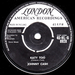 Katy Too (London HL S 8928)