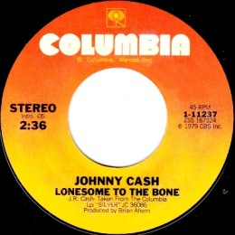 Lonesome To The Bone (Columbia 1-11237)