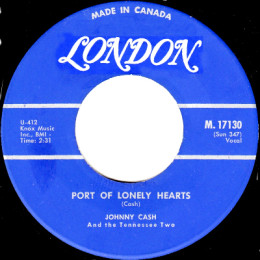 Port Of Lonely Hearts (London M 17130)