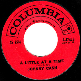A Little At A Time (Columbia 4-42425) variant 1