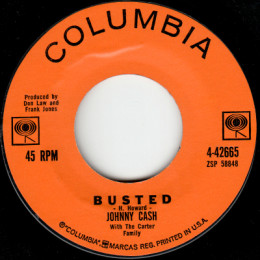 Busted (Columbia 4-42665).