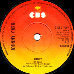 Daddy (S CBS 7797) - variant 4