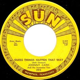 Guess Things Happen That Way Sun 295 variant 2