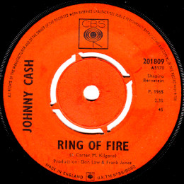 Ring Of Fire (CBS 201809)