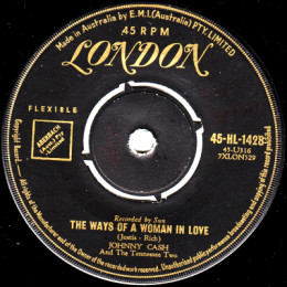 The Ways Of A Woman In Love (London HL-1428) aus