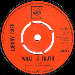 What Is Truth (CBS 4934)