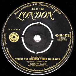 You're The Nearest Thing To Heaven (London HL 1428) aus