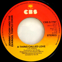 A Thing Called Love (S CBS 7797) - variant 3