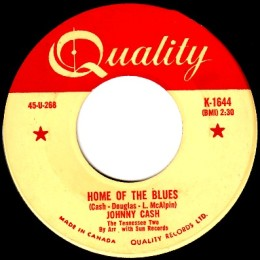 Home Of The Blues (Quality K 1644)