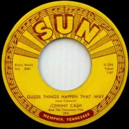 Guess Things Happen That Way Sun 295 variant 3