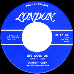 Life Goes On (London M 17744)