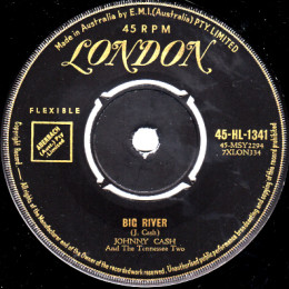 Big River (London HL 1341) aus