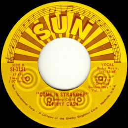 Come In Stranger (Sun International Sl 1121)