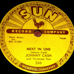 Next In Line 78 rpm