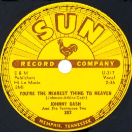 You're The Nearest Thing To Heaven 78rpm