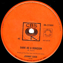 Dark As A Dungeon (CBS BA 221091)