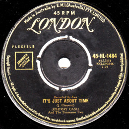 It's Just About Time (London HL 1484) aus