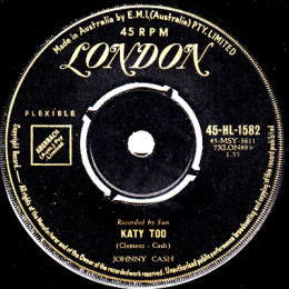 Katy Too (London HL 1582) aus