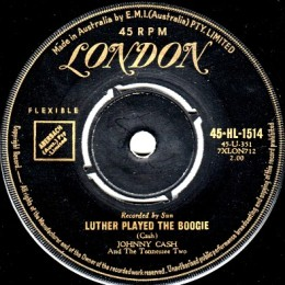 Luther Played The Boogie (London HL 1514) aus