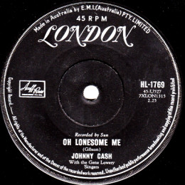 Oh Lonesome Me (London HL 1769) aus