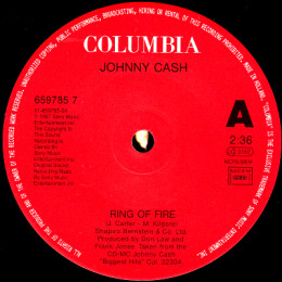 Ring Of Fire (Columbia 659785 7)