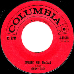 Smiling Bill McCall (Columbia 4-41618) variant 1