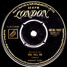 You Tell Me (London HL 1602) aus