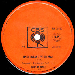 Understand Your Man (CBS BA 221091)