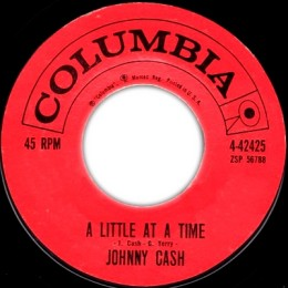 A Little At A Time (Columbia 4-42425) variant 2