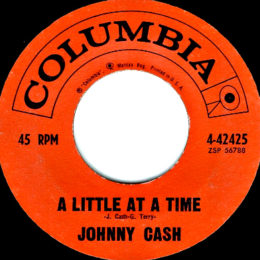 A Little At A Time (Columbia 4-42425) variant 3